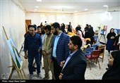 خوزستان|کارگاه طراحی و نقاشی قربان تا غدیر در بندرماهشهر برگزار شد + تصاویر