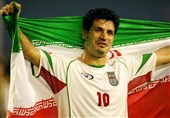 Iran's Daei Tops 10 Highest All-time Goalscorers List