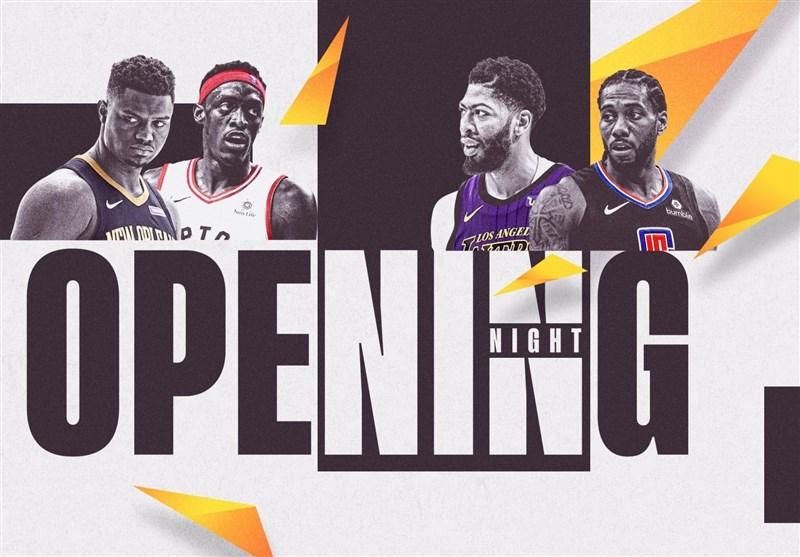 لیگ NBA روی خط استارت؛ آغاز دوباره هیجان