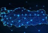 ترکیه٬ چهارمین کشور دنیا از لحاظ مشغول شدن به اینترنت