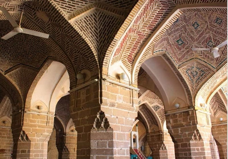 The Jameh Mosque of Dezful First, Oldest Mosque Built in Dezful, Iran - Tourism news