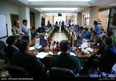 نشست خبري بازسازي واقعه غديرخم