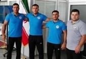 اعزام تیم قزاق کورس ایران به رقابتهای آسیایی مغولستان