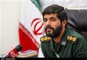 جانشین فرمانده سپاه صاحبالزمان(عج) از دفتر تسنیم در اصفهان بازدید کرد + تصاویر