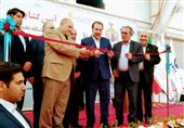 نخستین نمایشگاه تخصصی توانمندیهای صنایع کوچک فارس گشایش یافت