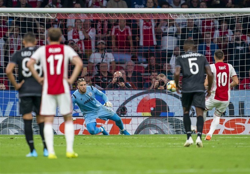 دور سوم مقدماتی لیگ قهرمانان اروپا| صعود آژاکس، دینامو زاگرب و کلوب بروژ و حذف پورتو