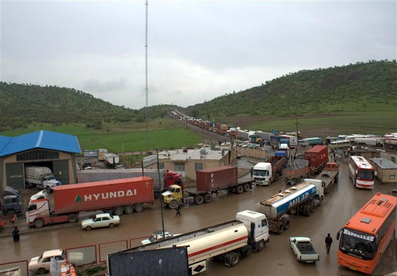 مبادلات تجاری کامیونی ایران با 4 کشور همسایه ادامه دارد/ لغو محدودیت مبادلات با 3 کشور تا هفته آینده