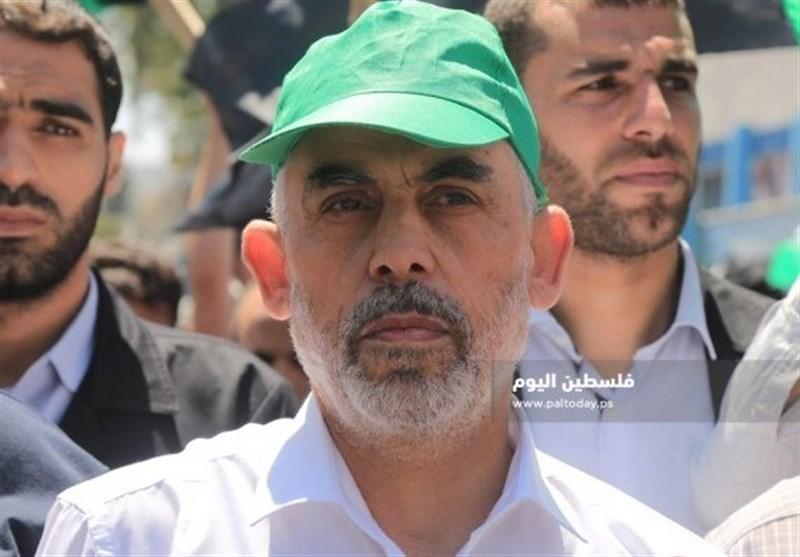 """هشدار """"السنوار"""" به رژیم صهیونیستی درباره جنگ علیه غزه"""
