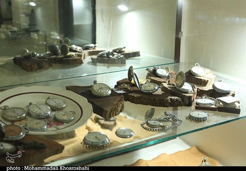 موزه ساعت کرمان به روایت تصویر