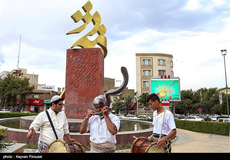 نهمین جشنواره بین المللی دف نوازی با عنوان 'دف نوای رحمت'