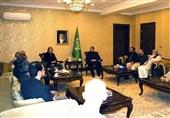 رایزنی انتخاباتی رئیس اجرایی دولت افغانستان با اعضای تیم «صلح و اعتدال»
