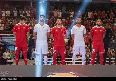 مراسم رونمایی از نشان و پیراهن جدید تیم تراکتور