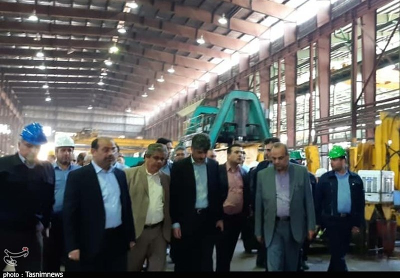اهواز| بخش عمدهای از زنجیره تولید لوله در ایران وجود دارد