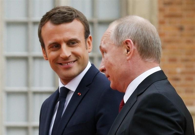 پوتین برای رایزنی درباره برجام به فرانسه میرود