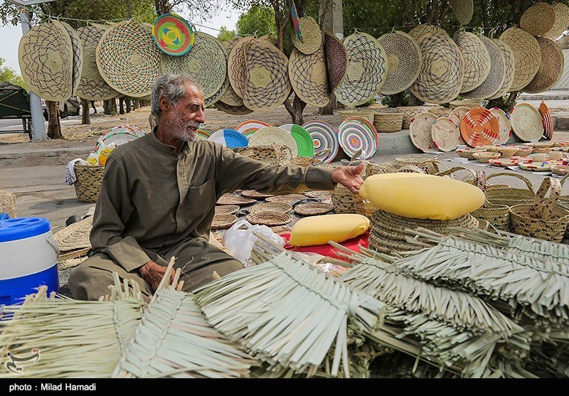 Hasir Bafi of Iran's Khuzestan - Tourism news