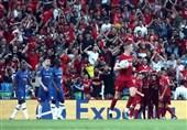 فوتبال جهان| لیورپول در ضربات پنالتی چلسی را شکست داد و قهرمان سوپرجام اروپا شد