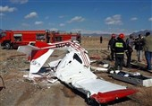 Plane Crash Kills Man, Woman in Iran