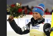 ضربه مغزی قهرمان اسکی المپیک در نروژ