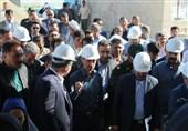 سفر رئیس بنیاد مستضعفان به گلستان و اهدای 2000 فقره سند بنیادعلوی در ترکمن صحرا + تصاویر