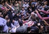 مازندران  وداع با شهید صدرایی امشب در زادگاهش برگزار میشود