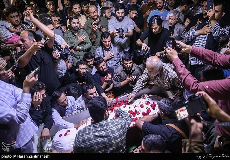 مازندران| وداع با شهید صدرایی امشب در زادگاهش برگزار میشود