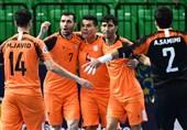 Iran's Mes Sungun Determined to Win AFC Futsal Club C'ship