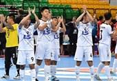 فوتسال قهرمانی باشگاههای آسیا| نماینده ویتنام به مقام سوم رسید