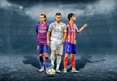 فوتبال جهان| رکوردشکنی تیمهای لالیگا برای خرید بازیکن در تابستان سال جاری