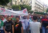 تظاهرات الجزایریها در بیست و ششمین جمعه پیاپی