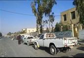 ترافیک ناتمام پمپبنزینهای بلوچستان؛ قاچاق کنترل شده اما جایگاهها کافی نیست+فیلم