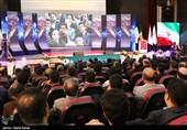 افتتاحیه جشنواره تولیدات مراکز صدا و سیمای استانها در بجنورد به روایت تصویر