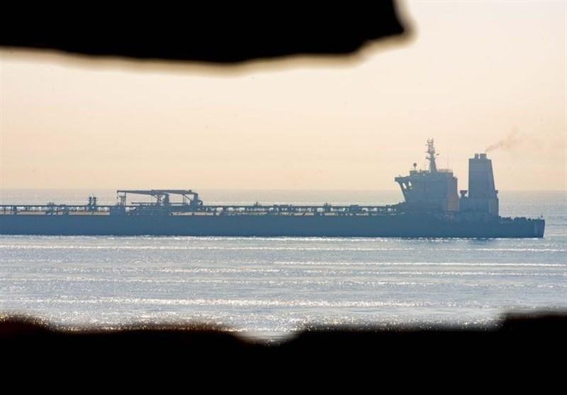 سنگ اندازی آمریکا برای جلوگیری از حرکت نفتکش ایرانی گریس-1