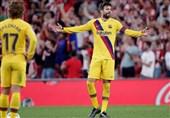 فوتبال جهان| پیکه: یک ضربه کار ما را تمام کرد/ بیلبائو به لحاظ فیزیکی بهتر بود