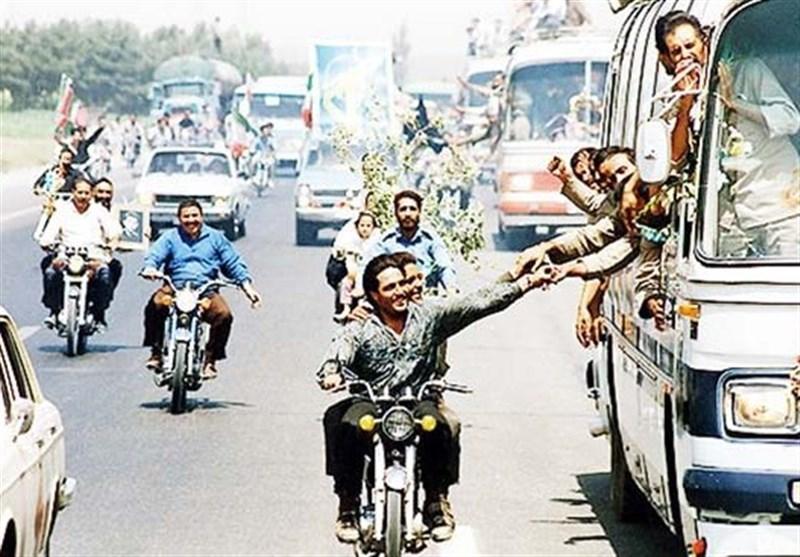 روایتی از خاطرات آزاده شهید صارم طهماسبی؛ آمدهام تا جان ببازم زخم چیست؟