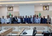 جمعی از آزادگان میهن اسلامی با استاندار خوزستان دیدار کردند