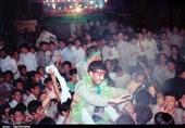 خوزستان  لحظههایی ماندگار از شوق دیدار بازگشت آزادگان دزفول به روایت تصاویر