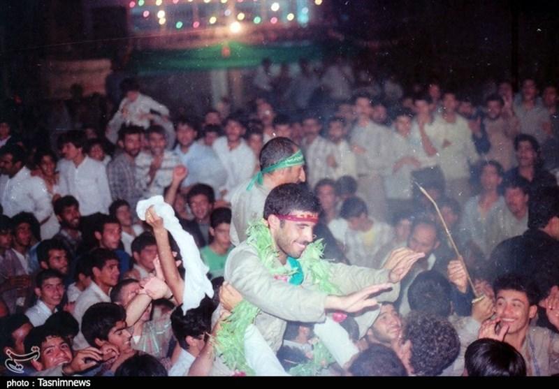 خوزستان| لحظههایی ماندگار از شوق دیدار بازگشت آزادگان دزفول به روایت تصاویر