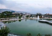 """""""دریاچه و باغ هنر"""" با مساحت 30 هزار مترمربع فردا افتتاح میشود"""