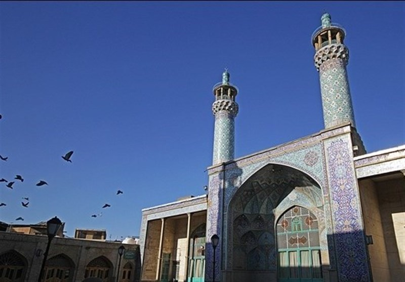 The Grand Mosque of Hamedan