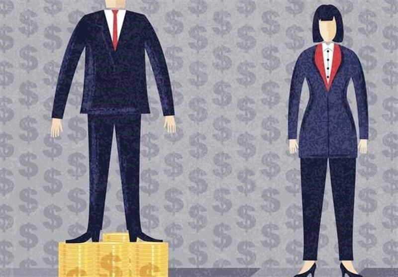 """تبعیض """"جنسیتی و نژادی"""" در آمریکا/ اختلاف درآمد 10 هزار دلاری مردان و زنان"""