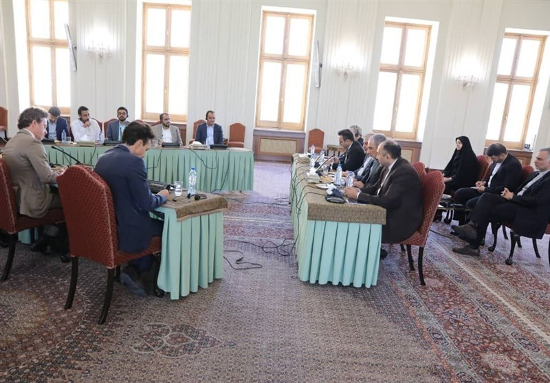 نشست سهجانبه ایران، انصارالله و سفرای چهار کشور اروپایی برگزار شد