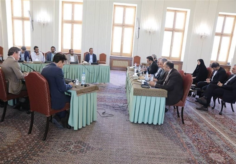 Iran, Europe, Yemen's Ansarullah Hold Trilateral Meeting in Tehran
