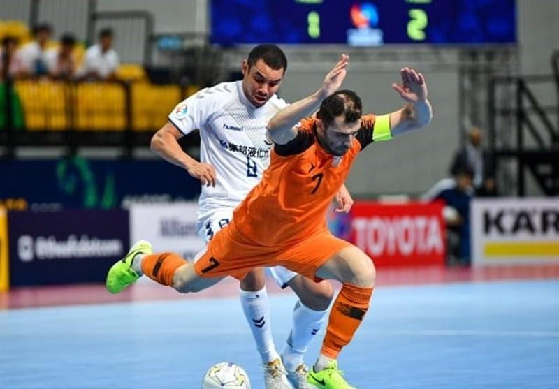 فوتسال قهرمانی باشگاههای آسیا| طلای دوم مس ضرب نشد، خبری از انتقام نبود/ ناگویا با شکست نماینده ایران قهرمان شد