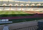 آخرین شرایط ورزشگاه آزادی در آستانه شروع لیگ برتر+ تصاویر