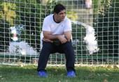 شرط مهاجری برای بازگشت به تیم فوتبال نساجی
