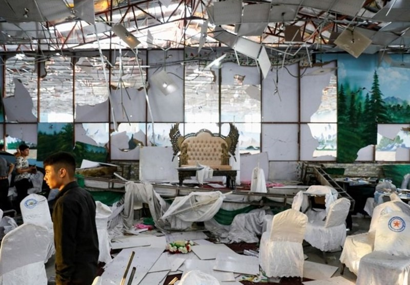 Afghan Wedding Suicide Blast Kills 63, Wounds 182: Ministry (+Video)