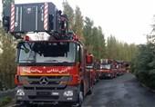 تهران| آتشنشانی به سیستم موقعیتیاب تماسگیرندگان مجهز میشود