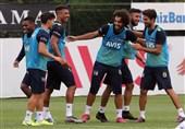 فنرباغچه با صیادمنش؛ آماده نخستین بازی فصل جدید سوپر لیگ ترکیه