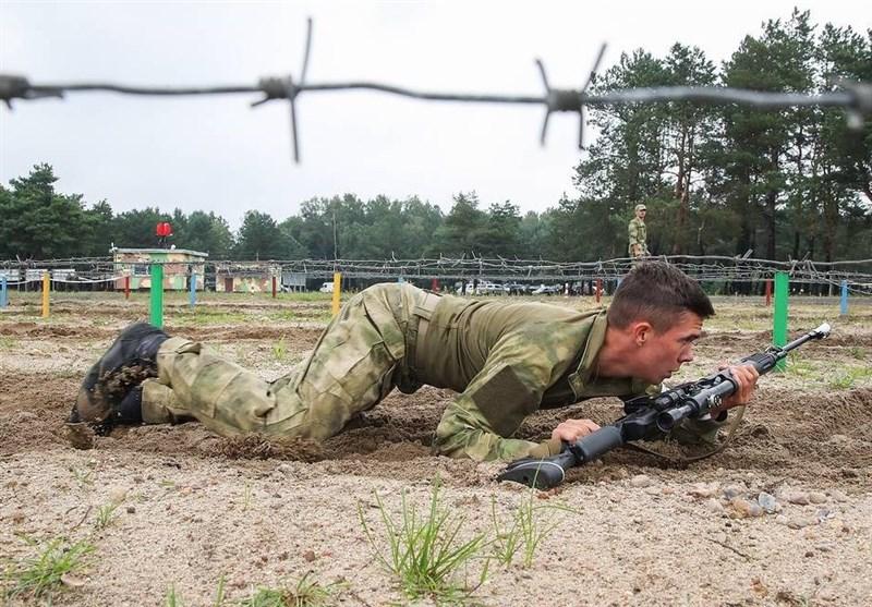 پایان رقابتهای بینالمللی ارتشهای جهان+ تصاویر