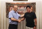 Peruvian Willyan Mimbela Joins Iran's Tractor